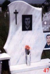 Паметник мрамор  47А