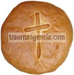 Ритуална пита с кръст - голяма