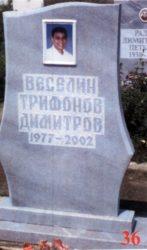 Паметник мрамор  36А