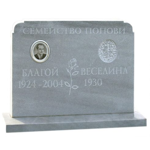 Паметник мрамор №15