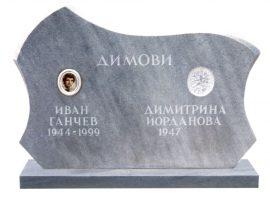 Паметник мрамор №17