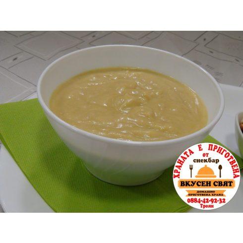 Зеленчукова крем супа