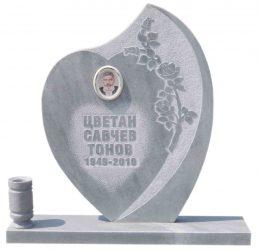 Паметник  мрамор №34